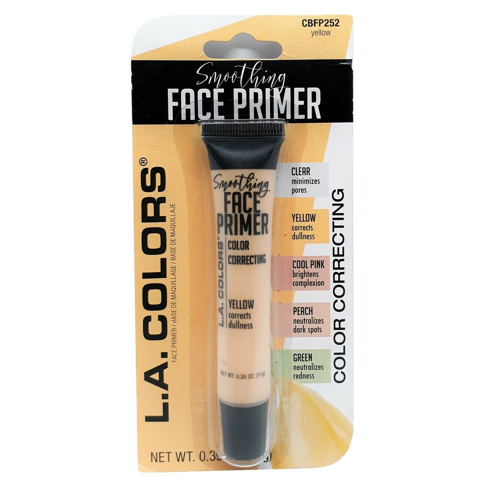 L.A. Colors Smoothing Face Primer
