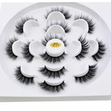 Merisdel Magnificent Flower Eyelash Book