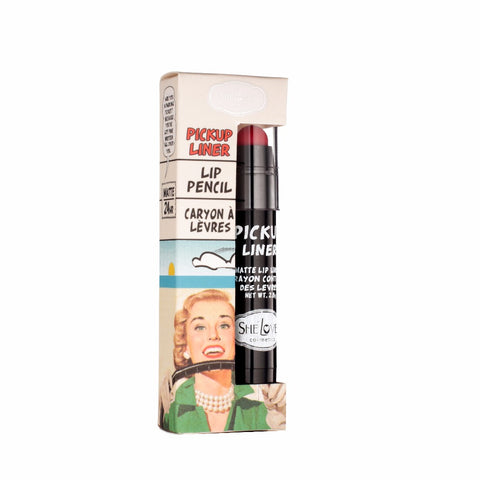 SheLoves Pickup Liner Lip Pencil