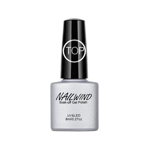 Nailwind UV / LED Top Coat (8ml)