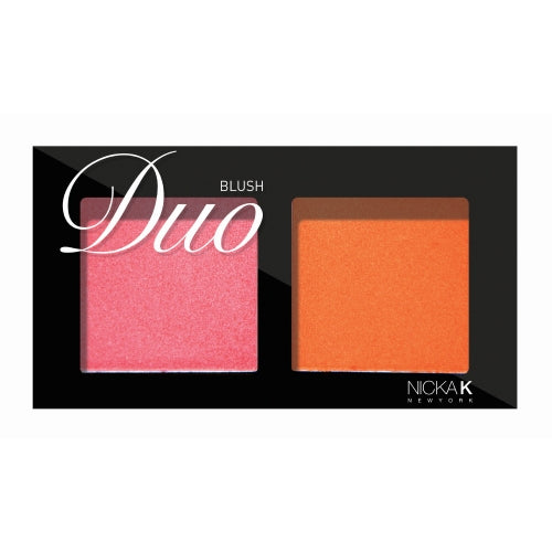 Nicka K New York Blush, Contour, & Highlighter Duos