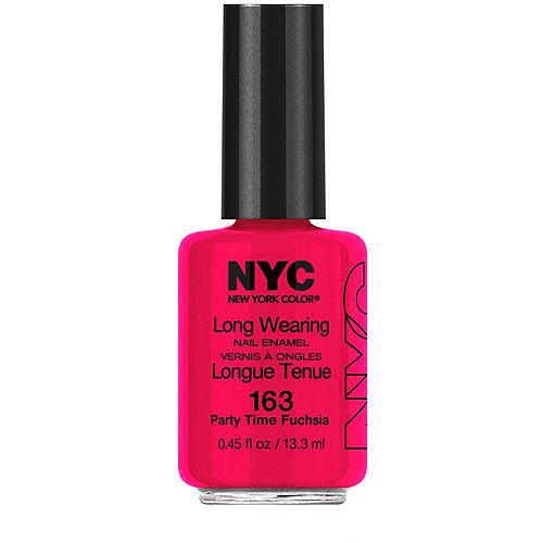 NYC Long Wearing Nail Enamel