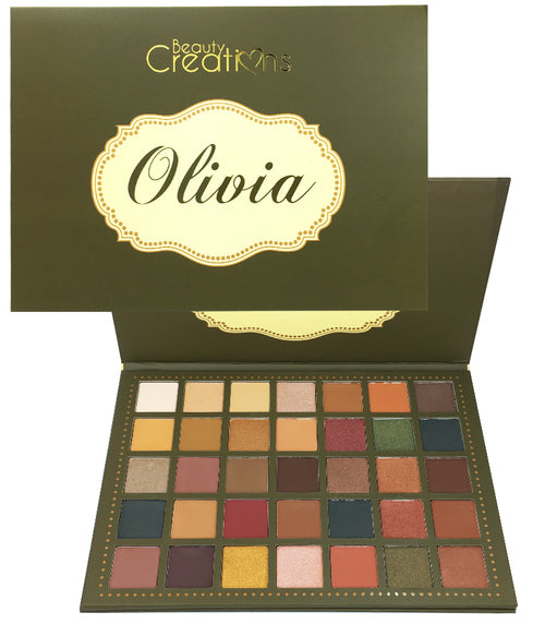 Beauty Creations Olivia Eyeshadow Palette