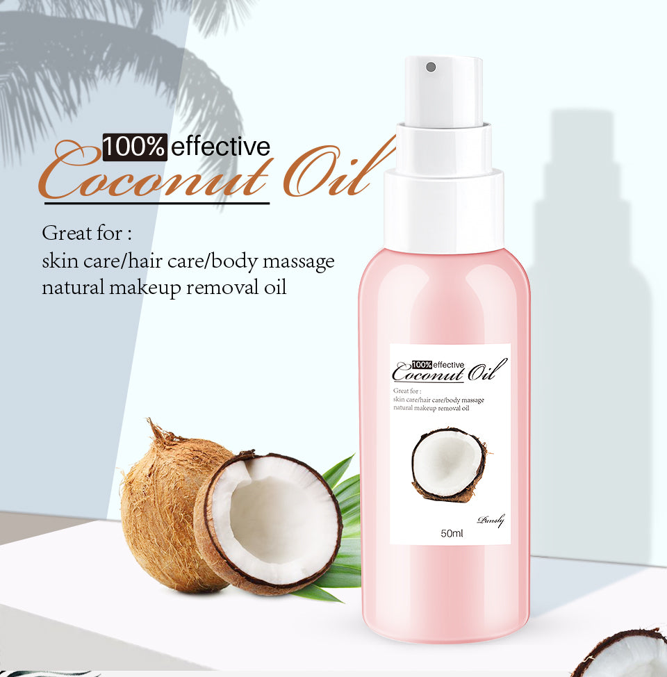 Pansly 100% Premium Coconut Oil Cream