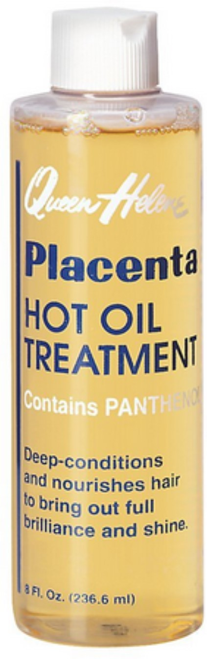 Queen Helene Placenta Hot Oil Hair Treatment