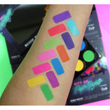Rude Cosmetics Rudeflix: City of Pastel Lights Eyeshadow Palette