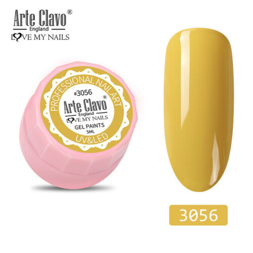 Arte Clavo UV / LED Nail Gel Paint / Polish