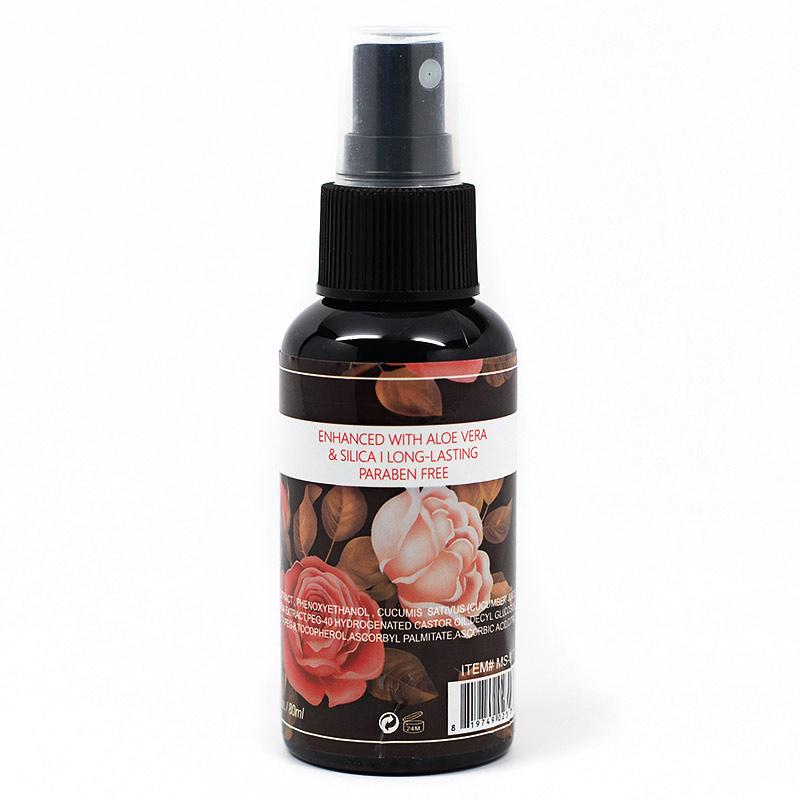 S.he Makeup Matte Rose Water Setting Spray