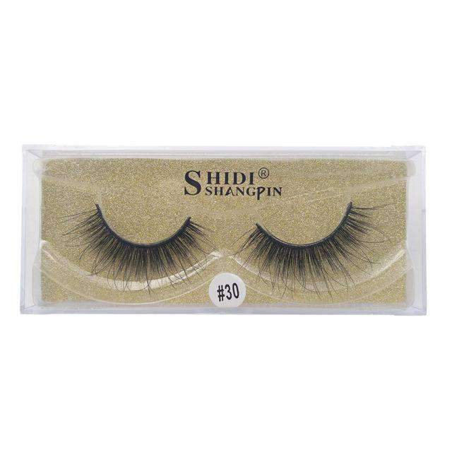 SHIDISHANGPIN 3D Fashion Lashes