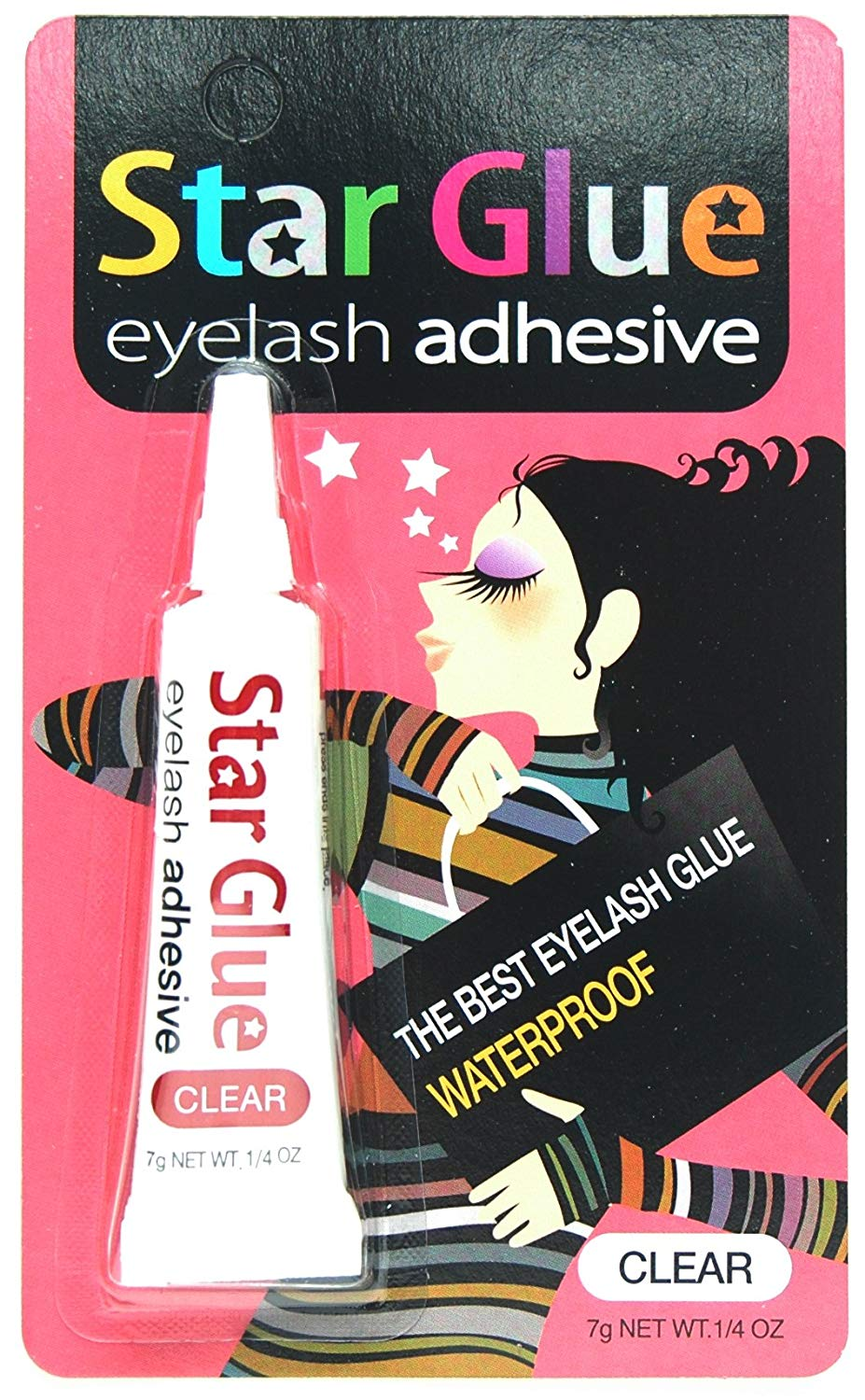 Star Eyelash Adhesive (Clear)
