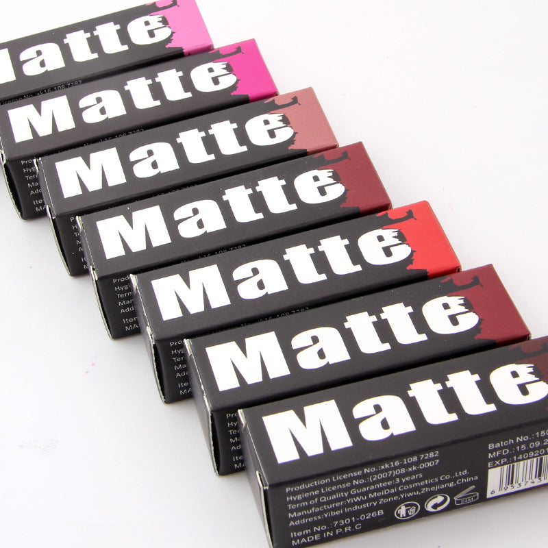 Miss Rose Matte Lipsticks