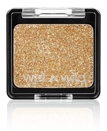 Wet n' Wild COLORicon Brass Glitter Eyeshadow Single