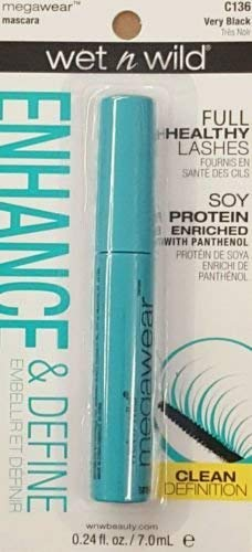 Wet 'n Wild Megawear Mascara (Very Black)