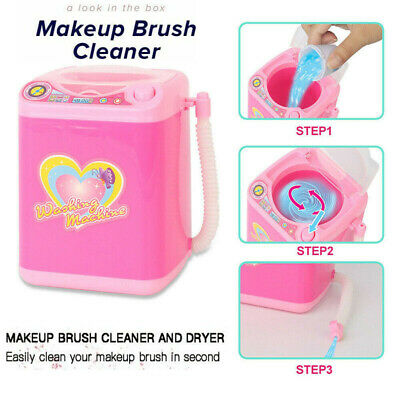 Mini Washing Machine - Beauty Blender Washer - Makeup Brush Cleaner