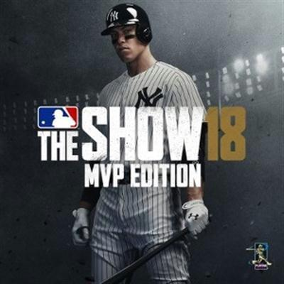 Mlb 18 The Show Mvp Edit Ps4