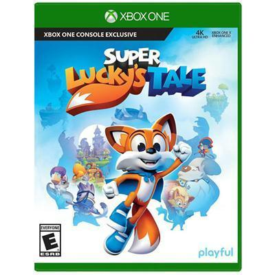 Super Luckys Tale Xbox1