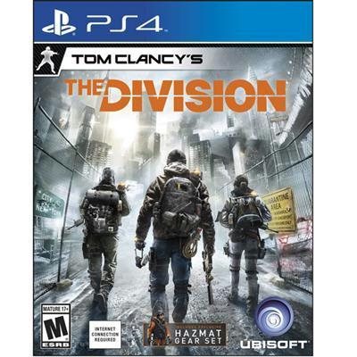 Tc The Division Day 2 Rep Ps4