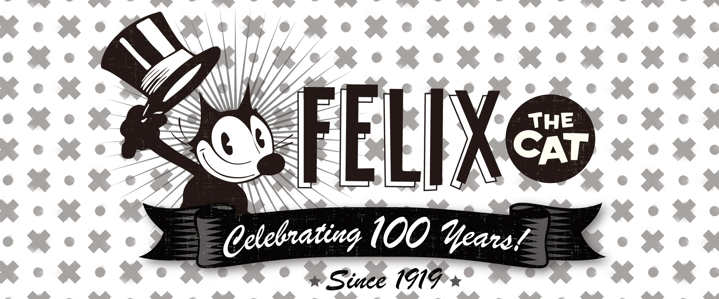 Felix The Cat 100th Anniversary x FION