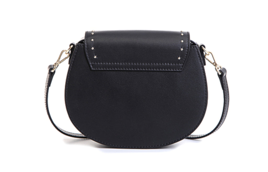 Little Mons Leather Crossbody & Shoulder Handbag