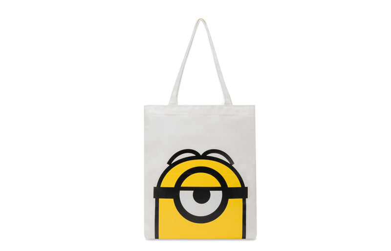 Minions Canvas Shopping Bag