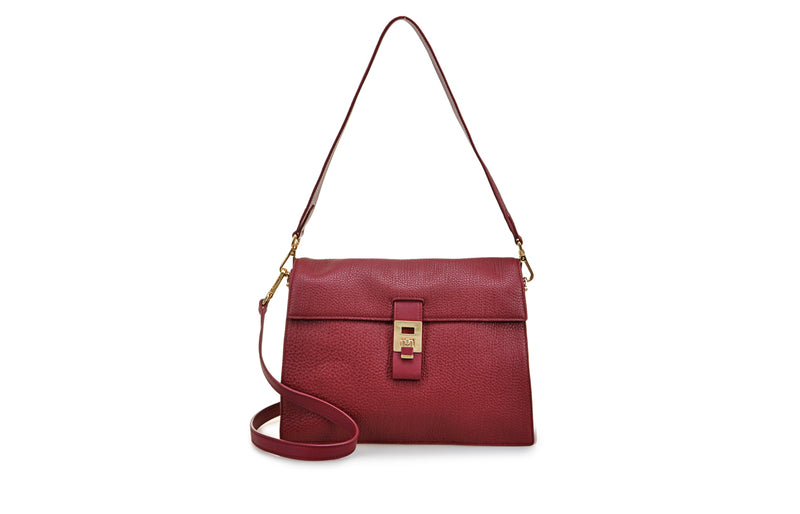 Irene Leather Crossbody & Shoulder Handbag