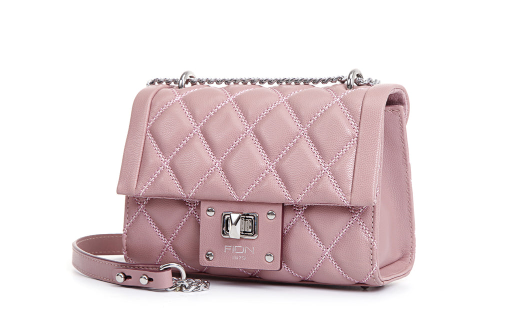Argyle Leather Crossbody & Shoulder Handbag