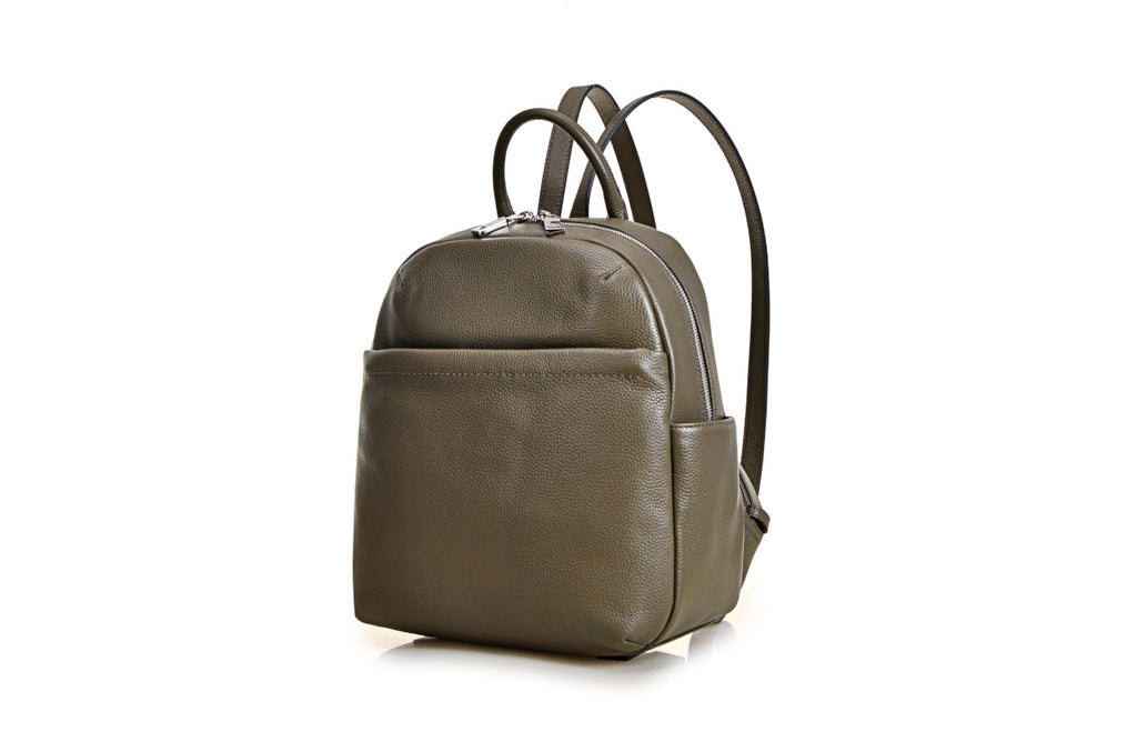 Modern Cow Leather Backpack