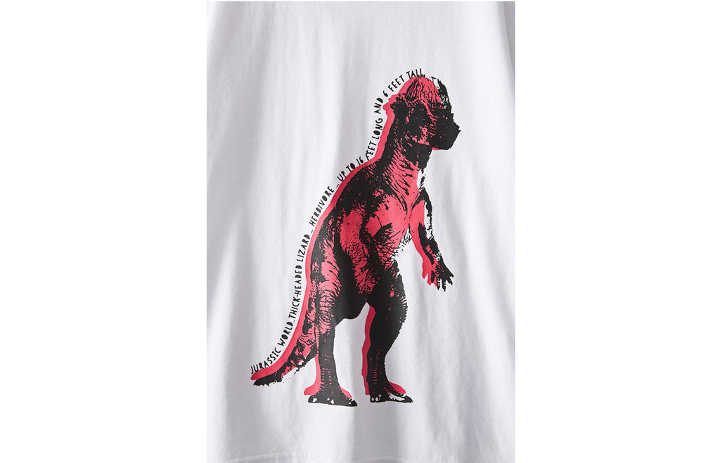 JURASSIC WORLD T-Rex T-Shirt for Kids