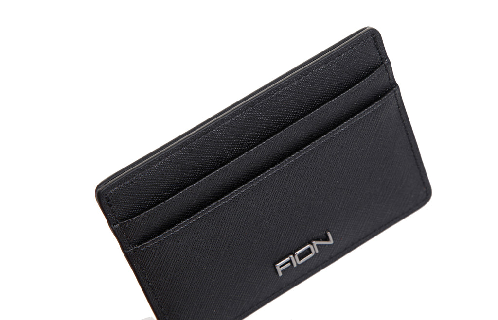 Cross Leather Card Holder