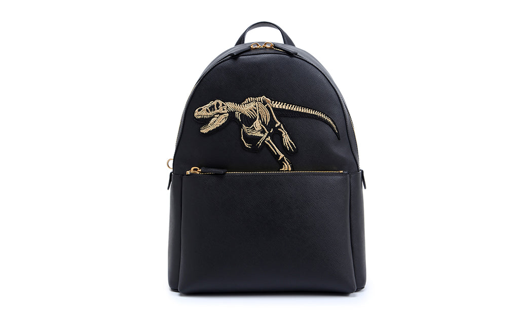 FION X Jurassic World Leather Backpack