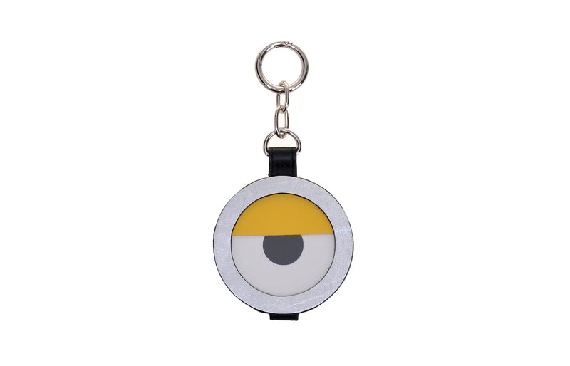 Minions Leather Handbag Charms - Mini Mirror