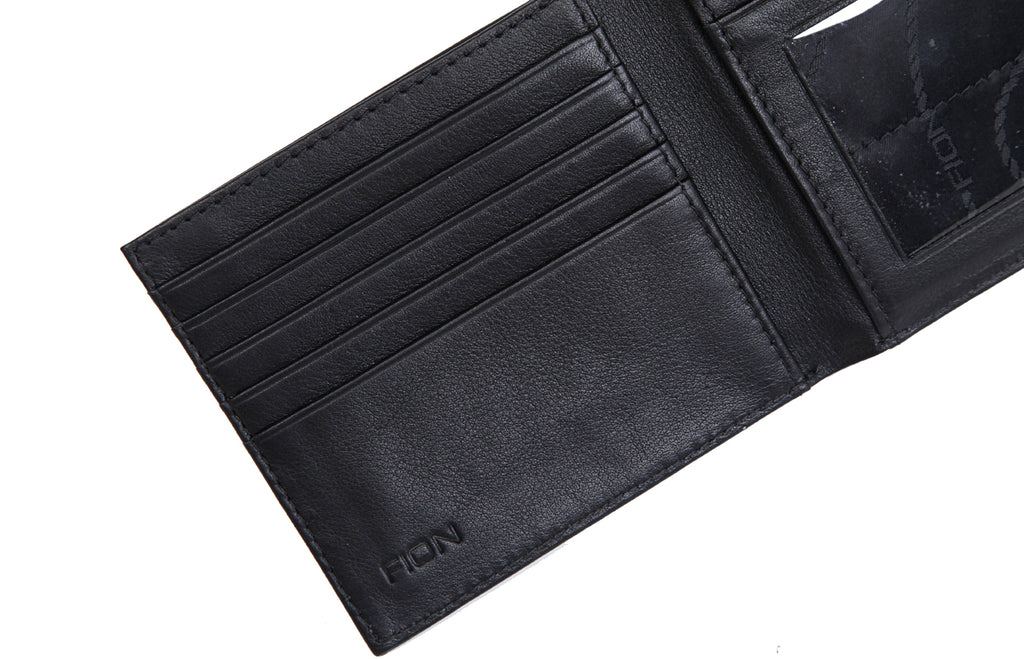 Ville Leather Short Wallet