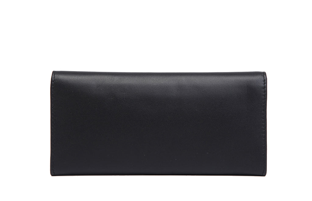 Ville Leather Long Wallet