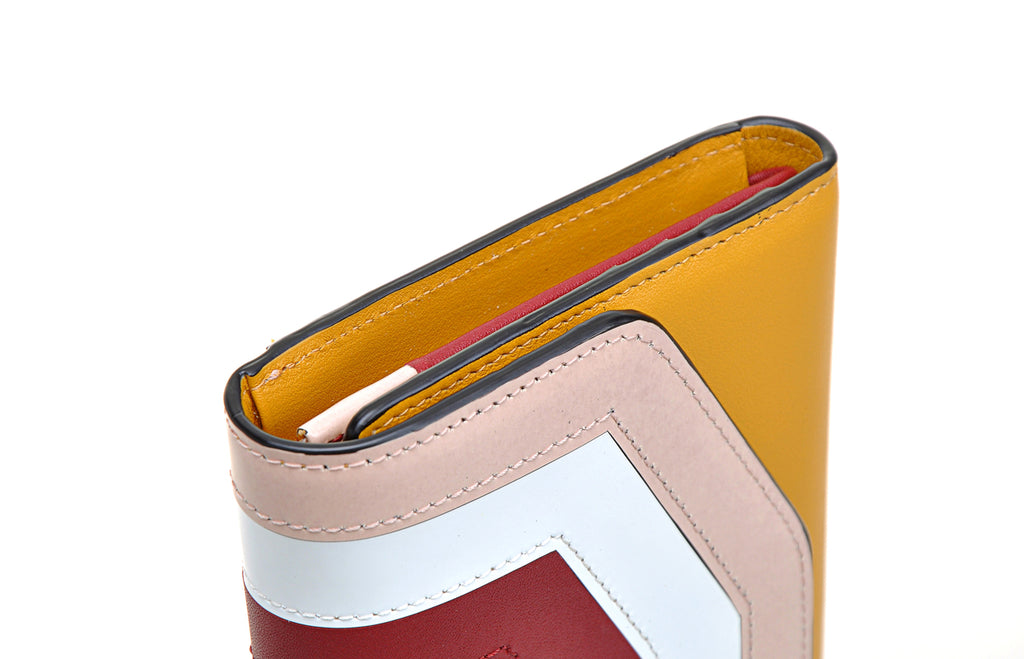 Spectrum Leather Long Wallet