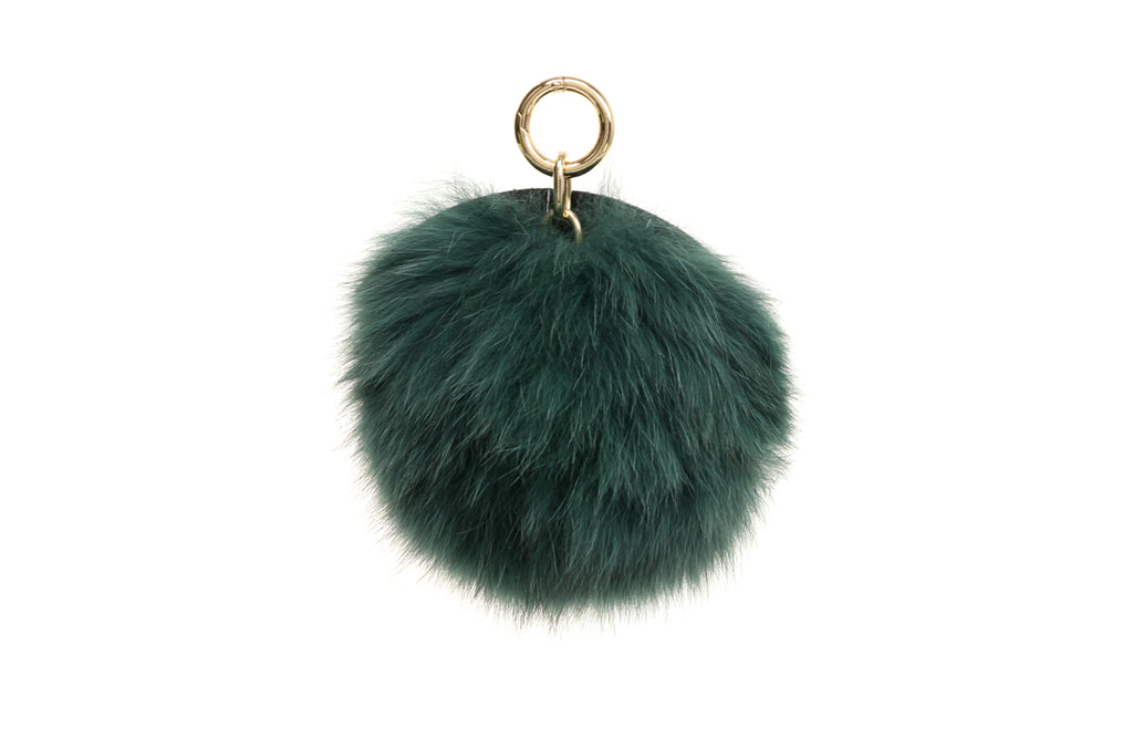 Little Mons Leather Handbag Charm