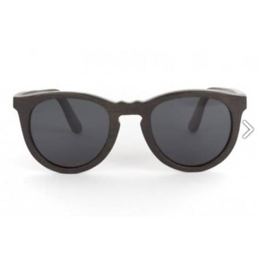 Wesli - Black Bamboo Sunglasses