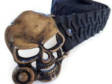Second Life Skull Belt