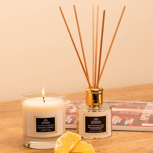 Luxury Soy Wax Scented Candle - Luscious Vanilla 220g