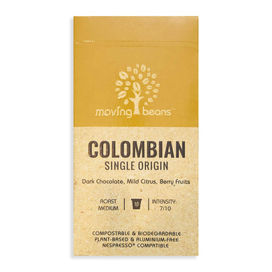 Colombia Single Origin - 10 Biodegradable Nespresso Capsules