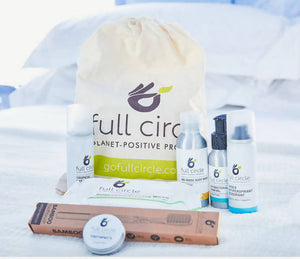 Waterless Eco-Friendly Wash Kit