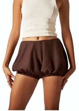 Gokarna Pleated Yoga Shorts