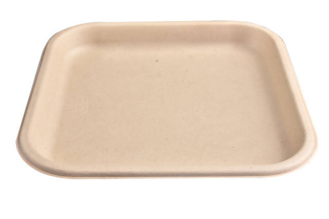 100% Home Compostable Sugarcane Bagasse 11