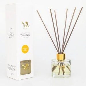 I. Grapefruit & Lime Natural Reed Diffuser