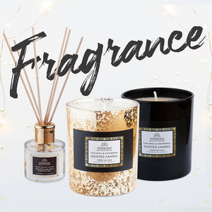 Deluxe Soy Scented Candles - Frankincense & Myrrh 220g