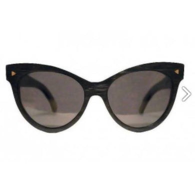 Valencia - Black Bamboo Sunglasses