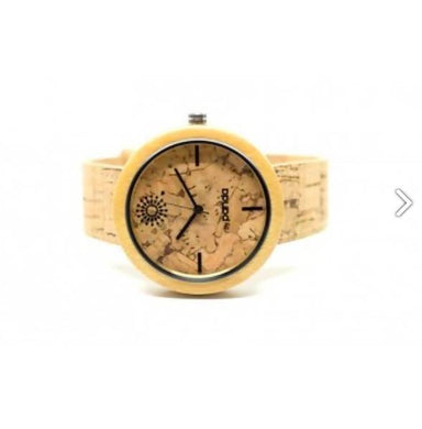 The Connoisseur Bamboo Watch