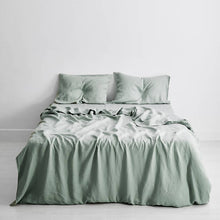 Bamboo And Linen Bed Sheets