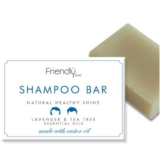 Shampoo Bar – Lavender & Tea Tree