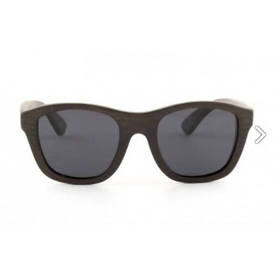 Victoria - Black Bamboo Sunglasses