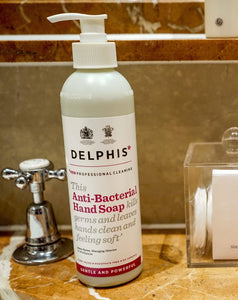 Delphis Eco Anti-bacterial Hand Soap